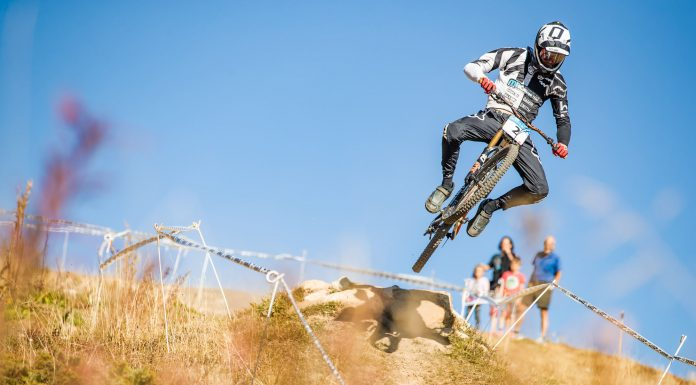 iXS Downhill Cup in Bellwald