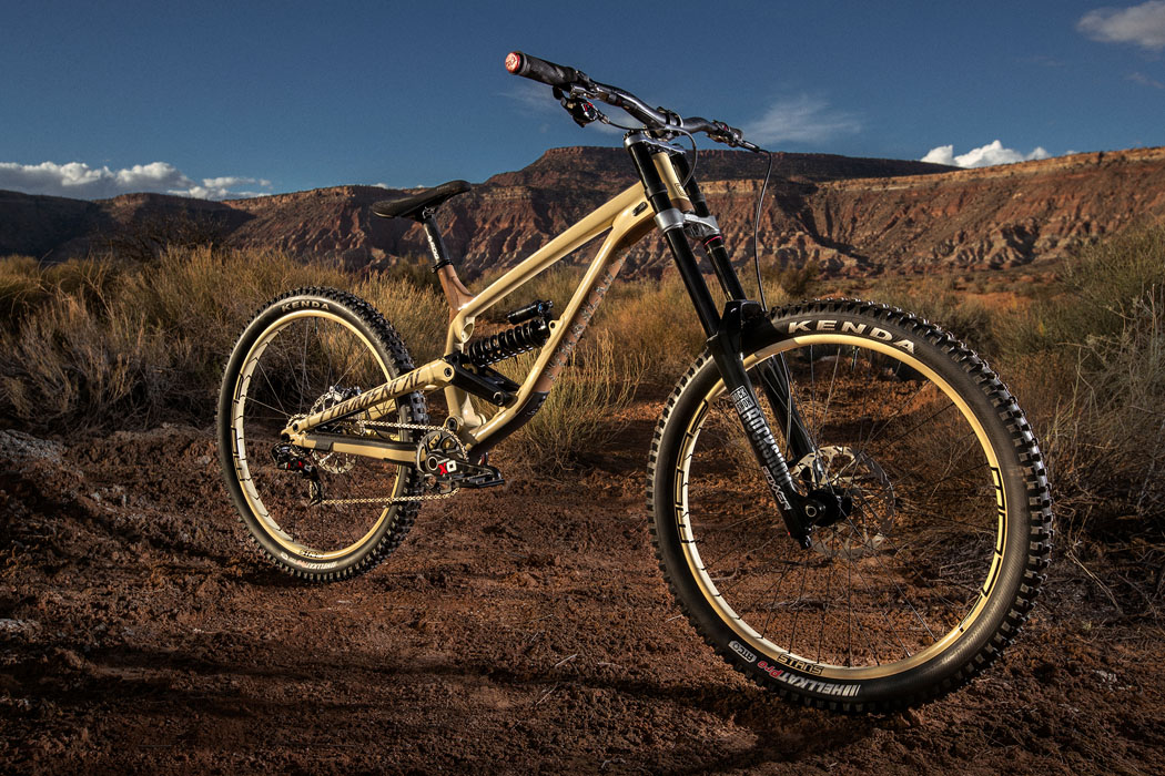 Kyle Straits Rampage Commencal Furious