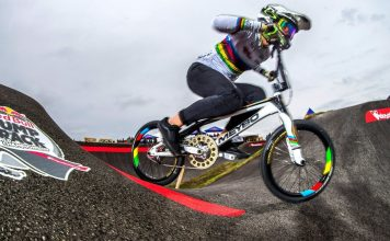 Red Bull Pumptrack Worlds Finale