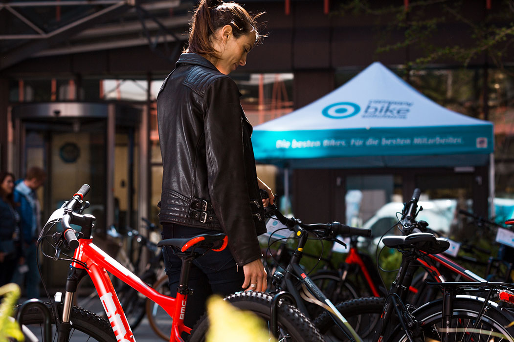 Company Bikes