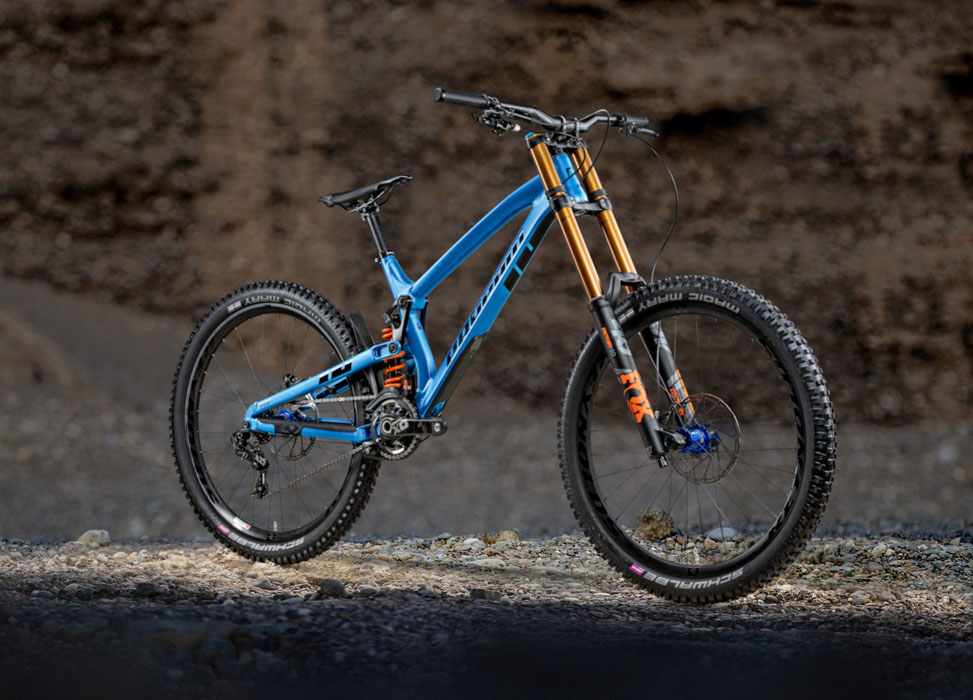 2013 Propain Rage DH