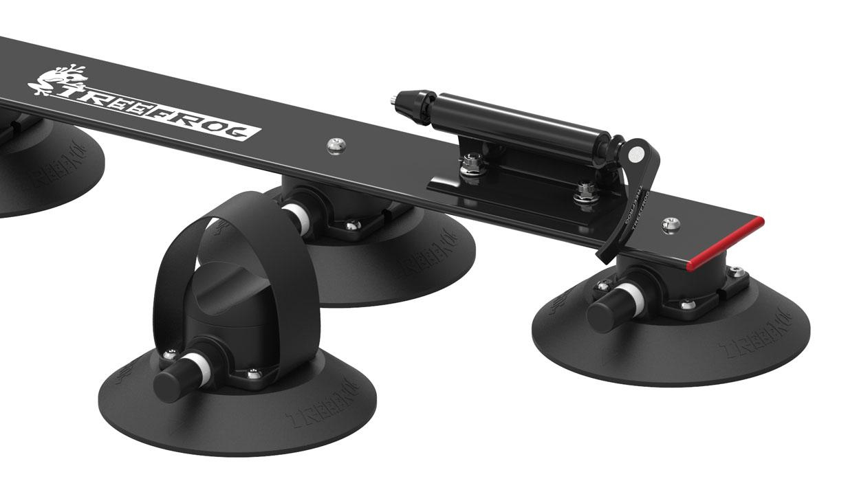 treefrog elite 2 im test fahrradtr ger f r autos ohne. Black Bedroom Furniture Sets. Home Design Ideas