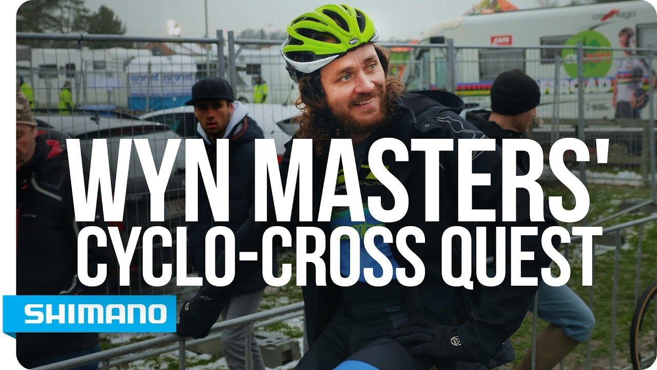 Wyn MAsters beim Cyclocross