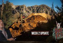 DarkFest 2019 Build Week