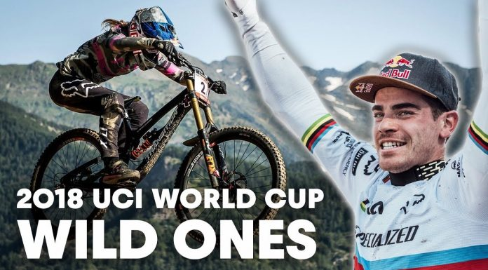 Downhill World Cup Highlights 2018