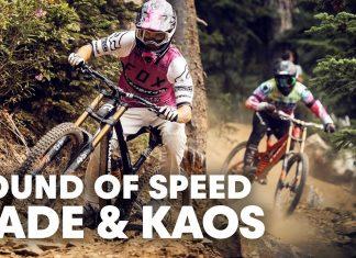 Kade Edwards und Kaos Seagrave