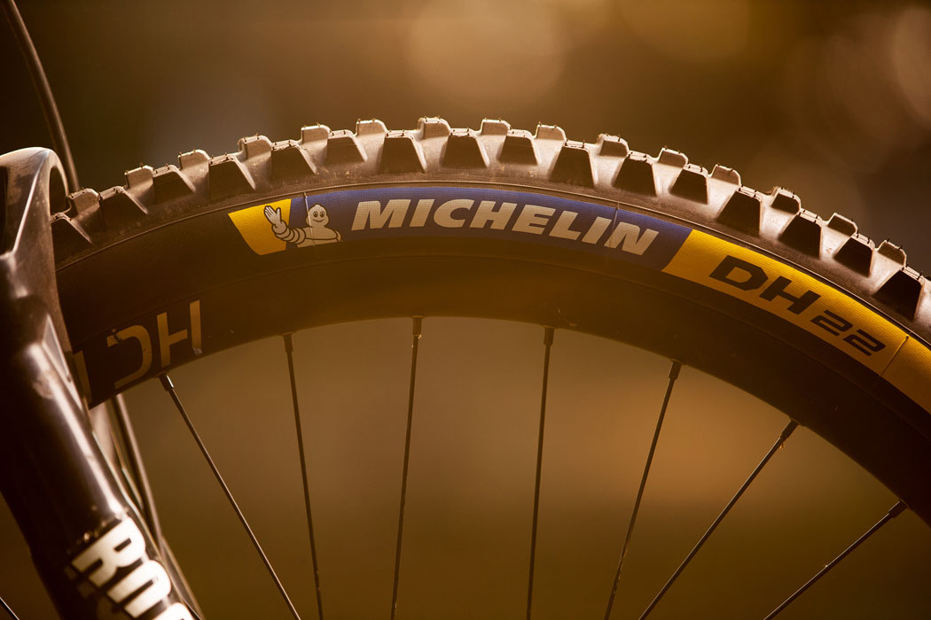 Michelin Downhill-Reifen