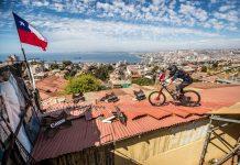 Valparaíso Urban Downhill 2019