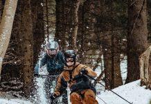 Ski vs Bike