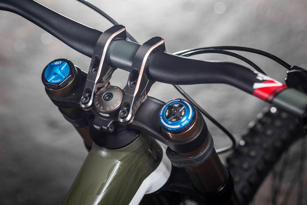 NS Bikes FUZZ 29