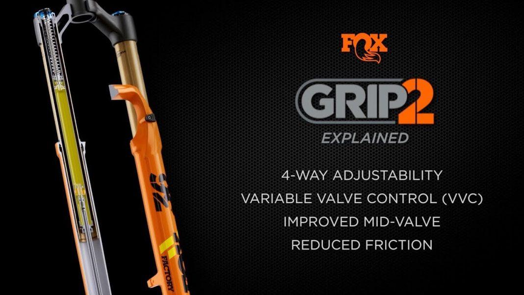 Fox GRIP2