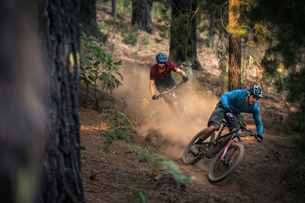 Sam Hill vs Kilian Bron
