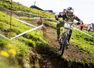 Downhill Camp mit Aaron Gwin