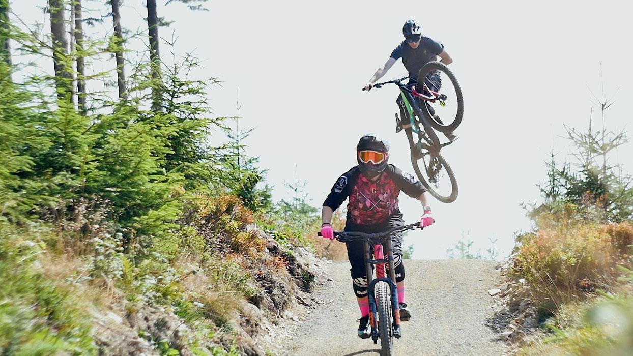 Table Top Bikepark Willingen