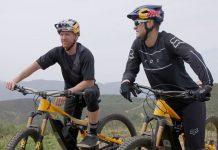 Aaron Gwin & Ryan Dungey