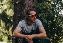 """NAKED Optics hat diese Woche ihre Kampagne für ihre neue """"Falcon"""" Sportbrille gestartet. - Model: Stevie Schneider - Foto: Frank Wimmer"""